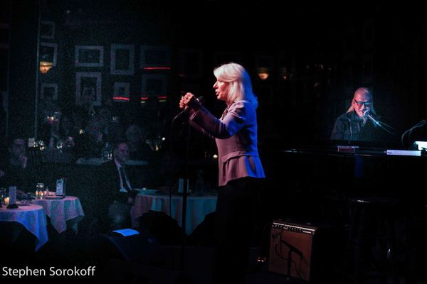 Photo Coverage: Jamie deRoy Brings Her Many Friends to Broadway at Birdland