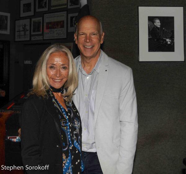 Eda Sorokoff  & David Zippel Photo