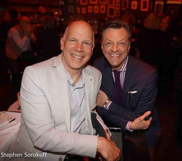 David Zippel & Jim Caruso Photo