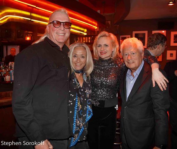 Ron Abel, Eda Sorokoff, Haley Swindal, Stephen Sorokoff Photo