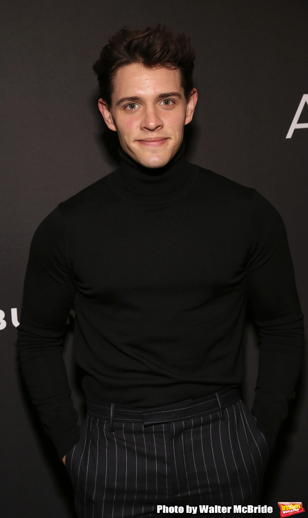 Photo Coverage: Casey Cott, Zachary Quinto, Zach Braff, and More Stars Arrive at Opening Night of BURN THIS
