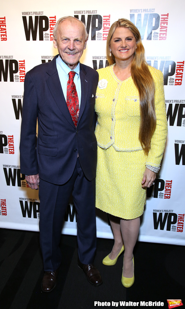 Photo Coverage: Inside WP Theater's 40th Anniversary Gala Honoring Amanda Seyfried, Emily Warren, and Bonnie Comley