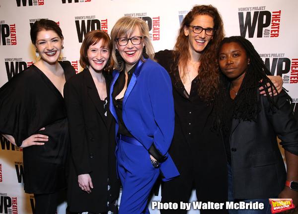 Emily Kaczmarek, Rachel Sussman, Lisa McNulty, Zoe Sarnack, Donnetta Lavinia Grays Photo