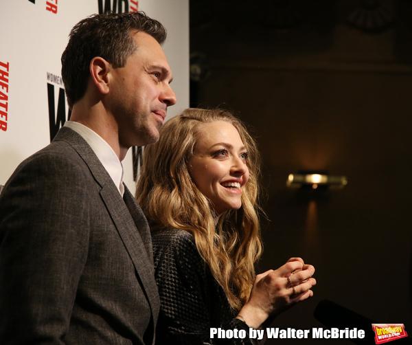Thomas Sadowski and Amanda Seyfried Photo