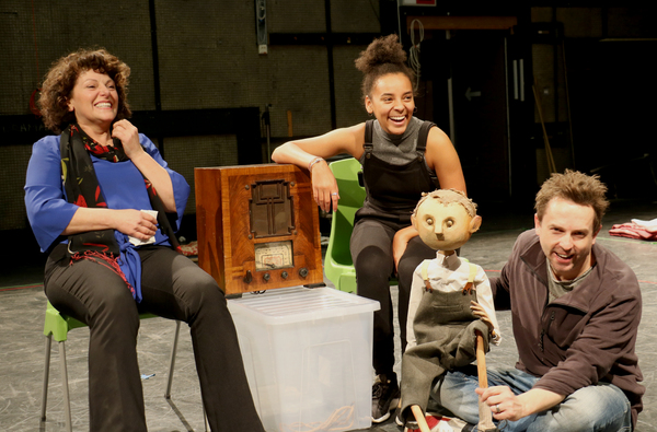 Photo Flash: WAVE ME GOODBYE Comes to Theatr Clywd
