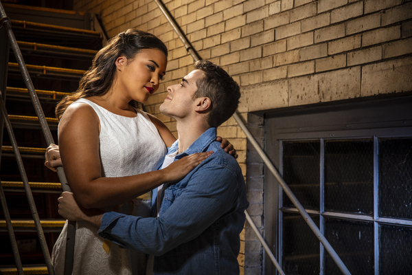 Photos: First Look at Corey Cott, Mikaela Bennett, and the Cast of WEST SIDE STORY