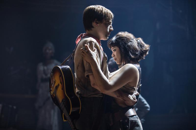 She Believed She Could: HADESTOWN's Anais Mitchell Could Change the World with a Song