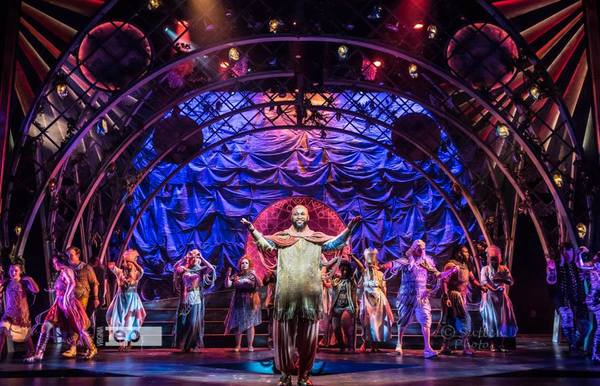 Photo Flash: Get A First Look At ATLANTIS: A New Musical at Virginia Repertory Theatre