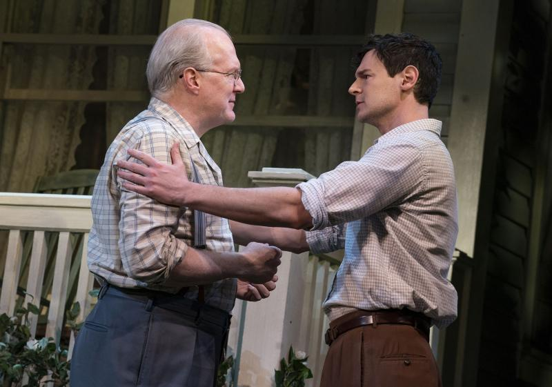 BWW Flashback: ALL MY SONS Concludes Broadway Run Today