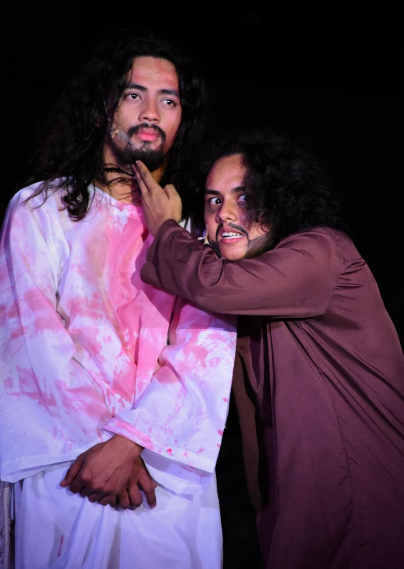 Photo Coverage: HESUS NAZARENO, Mandaluyong City's Homegrown Passion Play