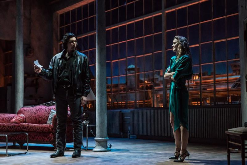 Wake Up With BWW 4/17: HADESTOWN Opens, Drama League Award Nominations, and More!