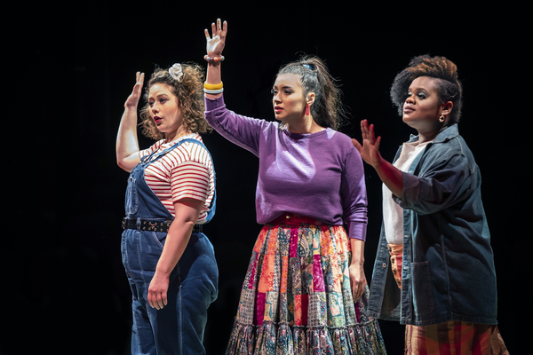 Photo Flash: First Look At FOOTLOOSE At Marriott Theatre