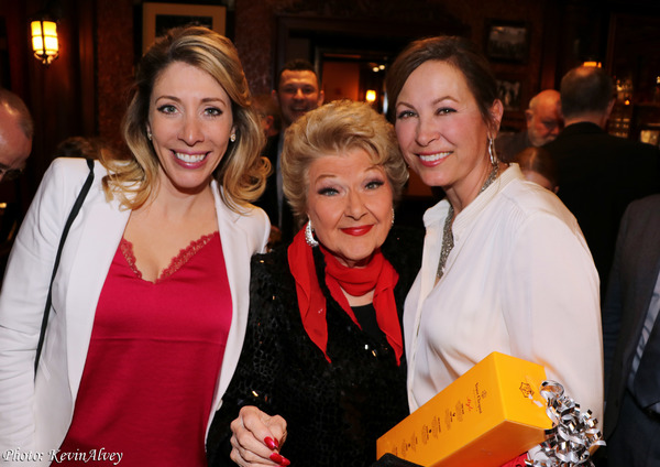 Courtney Kane, Marilyn Maye, Linda Eder Photo