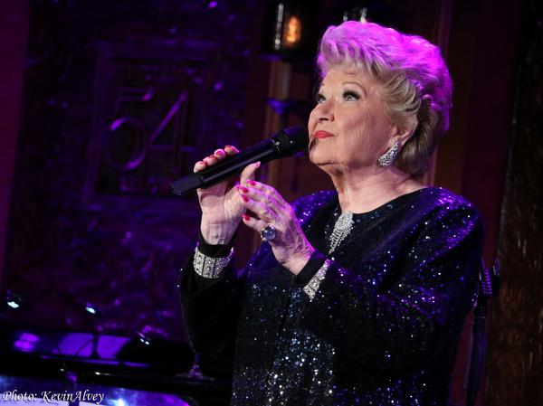Photo Coverage: Marilyn Maye's I WISH I WERE 90 AGAIN Plays Feinstein's/54Below
