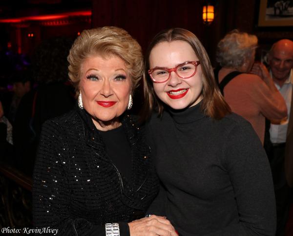 Marilyn Maye, Ruby Rakos
