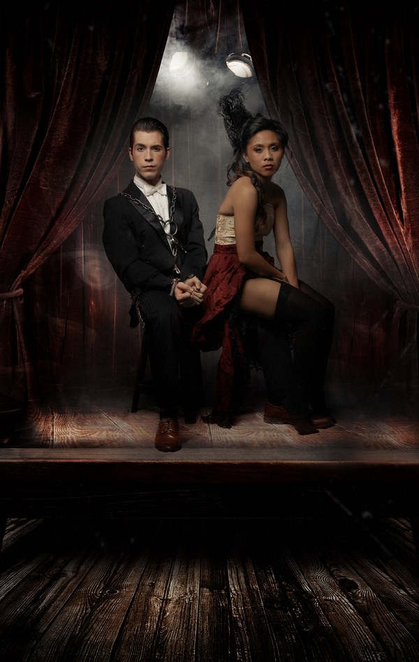 Photo Flash: First Look At The Cast of RAGTIME At Serenbe Playhouse