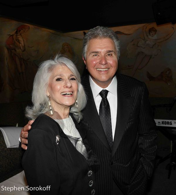 Photo Coverage: Michael Bloomberg & Henry Kissinger Swing Along With Steve Tyrell Opening Night at Cafe Carlyle