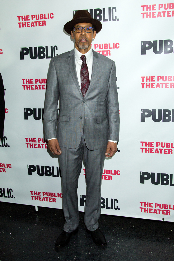 Photo Coverage: The Public Theater Celebrates Opening Night of SOCRATES