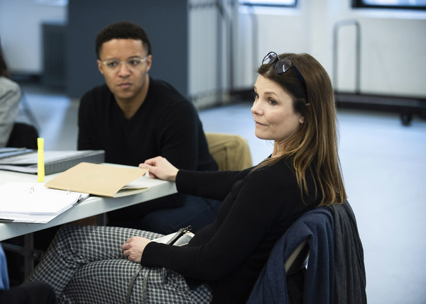 Photo Flash: In Rehearsal with Roundabout's SOMETHING CLEAN