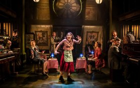 BWW Review: AMELIE, Watermill Theatre