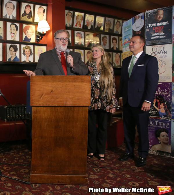 Photo Coverage: Shoshana Bean & Jeremy Jordan Announce the 2019 Drama League Awards Nominees!