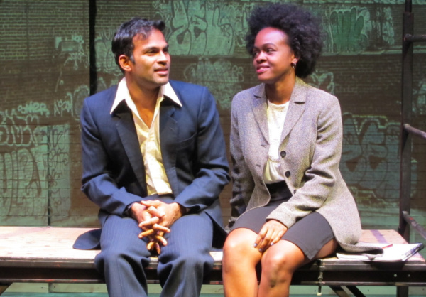 Photos: First Look at The World Premiere Of David Zellnik's  THE LETTERS
