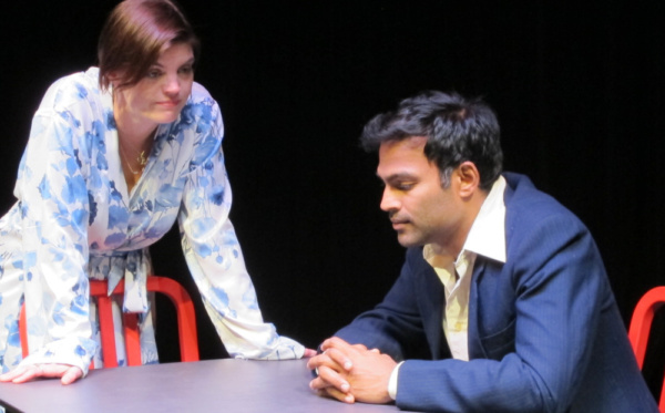 Photo Flash: First Look at The World Premiere Of David Zellnik's  THE LETTERS