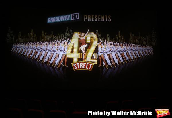 Photo Coverage: BroadwayHD Hosts a 42nd STREET Screening on 42nd Street!
