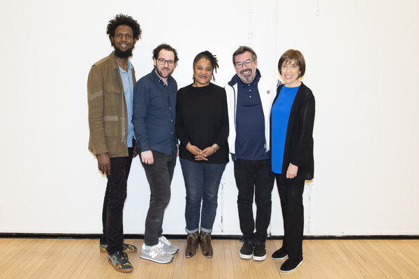 Photo Flash: In Rehearsal with THE SECRET LIFE OF BEES