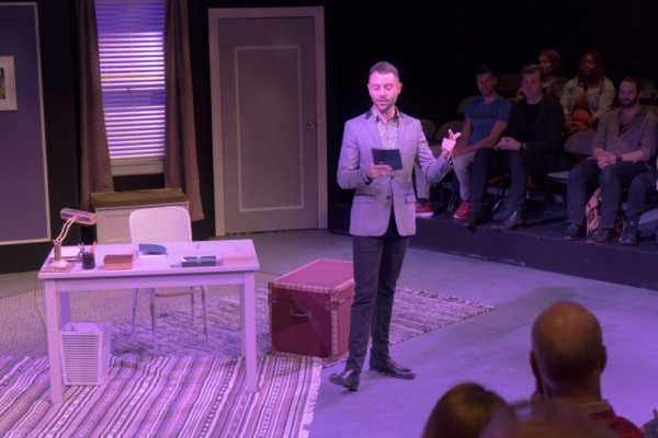 Photo Flash: WEEK 3 Of The Actors Studio Drama School Repertory Season Opens With THE BREAKING OF BREAD And SHE TALKS TO BEETHOVEN