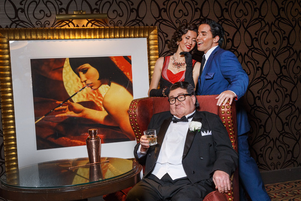 Photo Flash: Inside Pittsburgh Opera's DON PASQUALE
