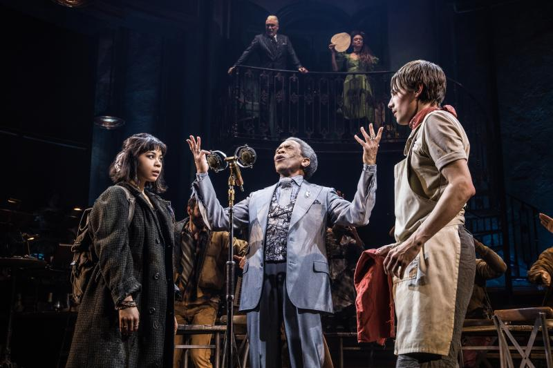 BWW Review: New Orleans Gets Mythological in Anaïs Mitchell's Exhilarating Bluesy Folk Opera HADESTOWN