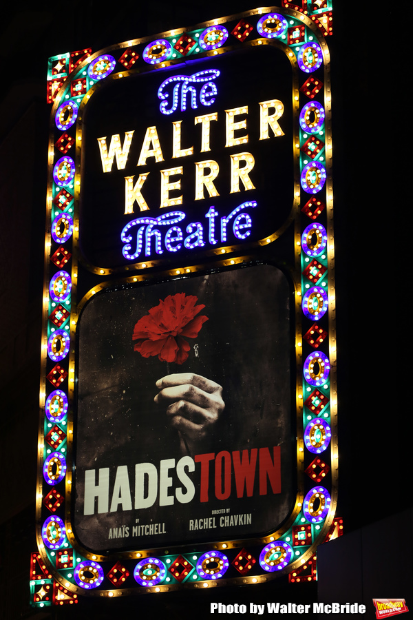 Photo Coverage: Welcome to HADESTOWN! The Cast Takes Their Opening Night Bows