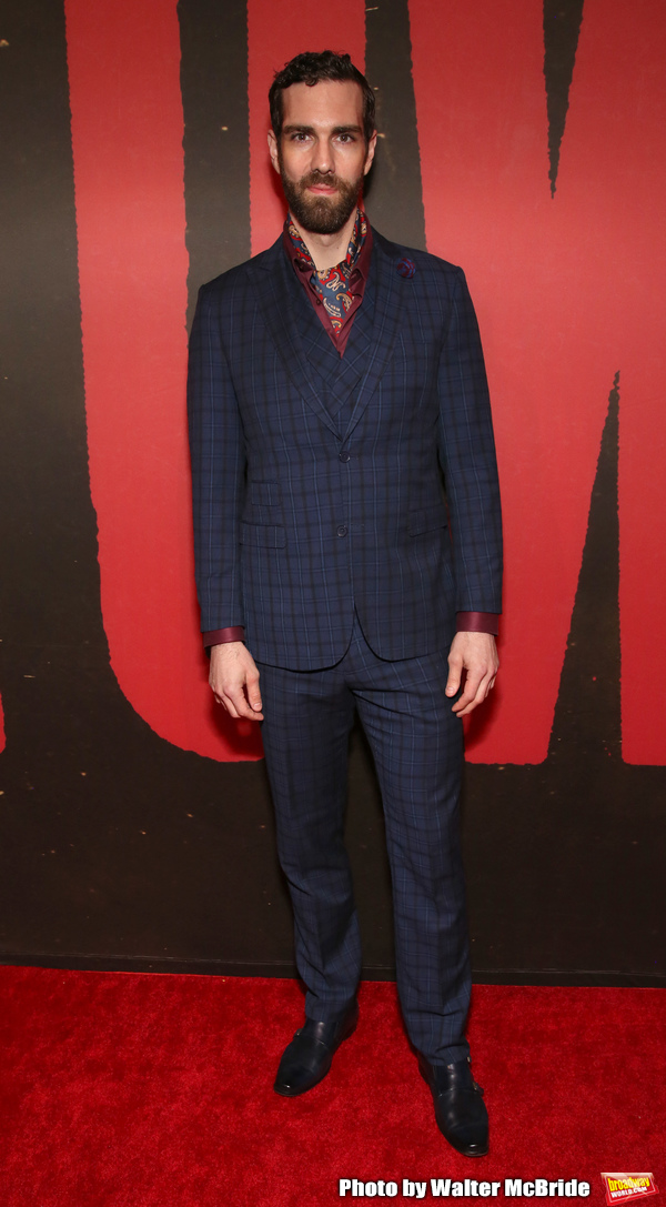 Photo Coverage: Go Way Down Into the HADESTOWN Opening Night Party