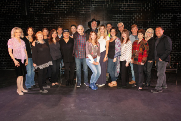Photo Flash: THE PACK AT THE PICO Celebrates a Starry Night In L.A.
