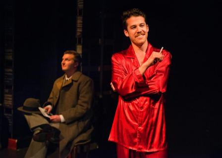 BWW Review: THE GENTLEMAN CALLER at New Conservatory Theatre Center is a poignant, intimate meeting between two literary giants- Tennessee Williams and William Inge.