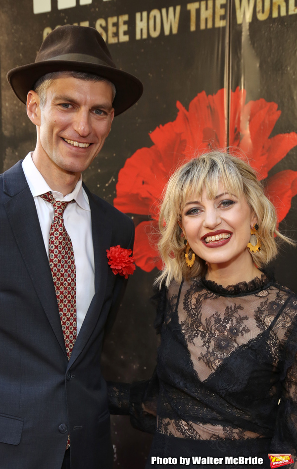 Photo Coverage: On the Opening Night Red Carpet at HADESTOWN