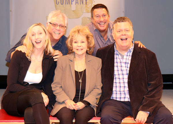 Photo Flash: Meet the Cast of ENTER LAUGHING