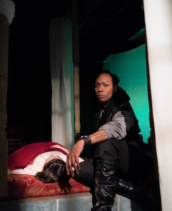 Photo Flash: Babes With Blades Theatre Co Stages OTHELLO