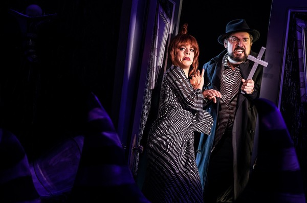 Photo Flash: Get A First Look At BEETLEJUICE On Broadway!