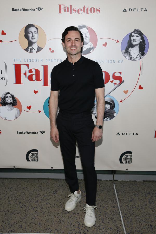 Photo Flash: FALSETTOS National Tour Stops At The Ahmanson Theatre!