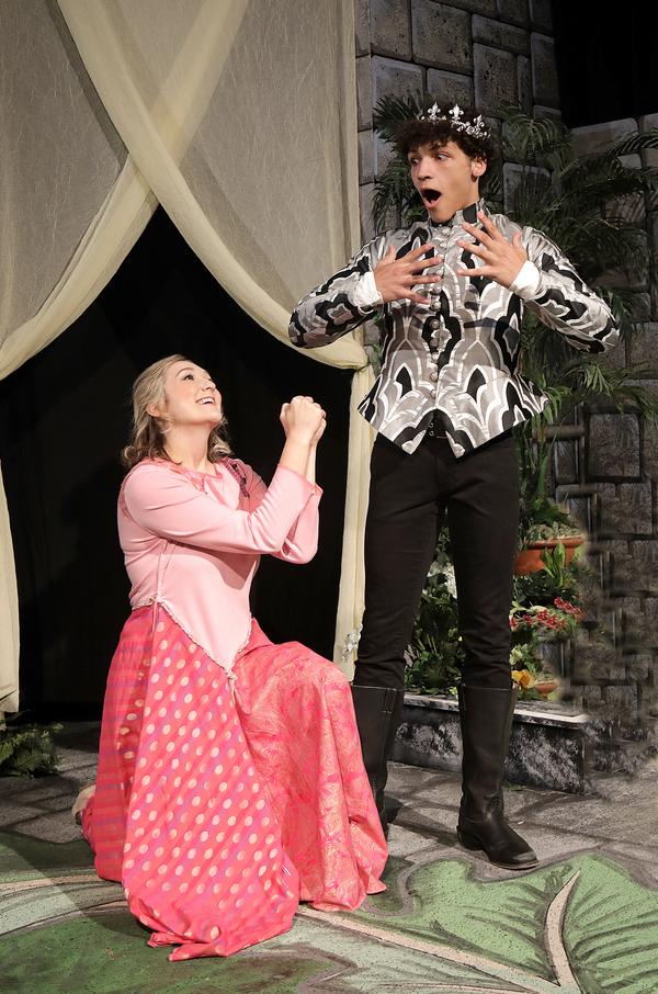 Photo Flash: Des Moines Community Playhouse Presents ELLA ENCHANTED