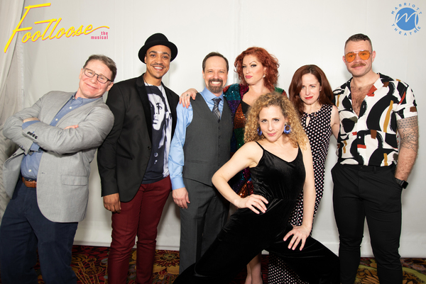 Photo Flash: FOOTLOOSE Opens At Marriott Theatre!
