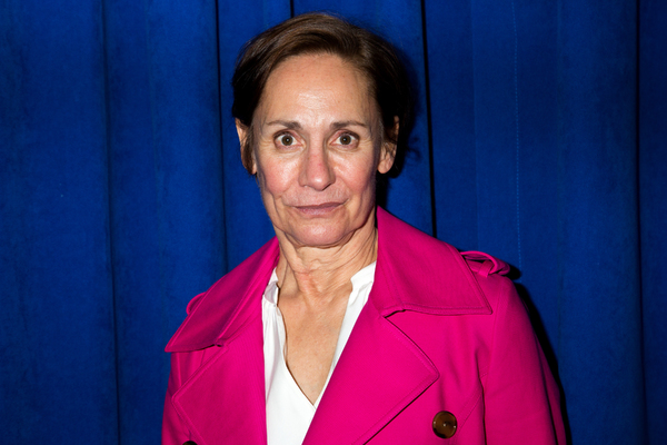 Photo Coverage: Laurie Metcalf, John Lithgow and More at HILLARY AND CLINTON Opening Night