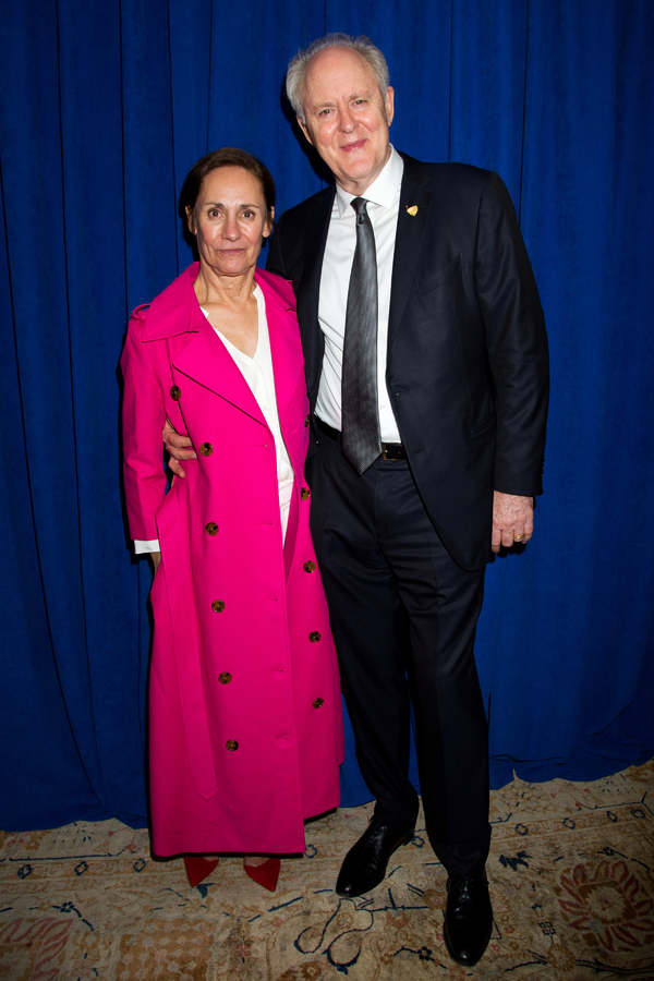 Laurie Metcalf, John Lithgow