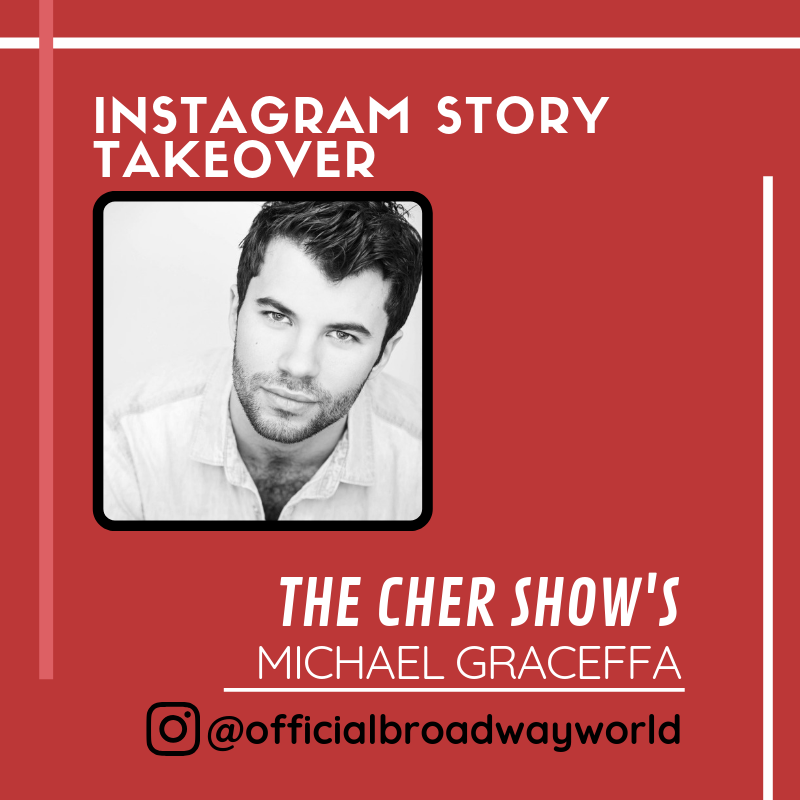 THE CHER SHOW's Michael Graceffa Takes Over Instagram Tomorrow!