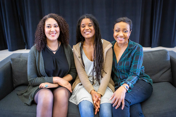 Photo Flash: In Rehearsal with PROOF OF LOVE