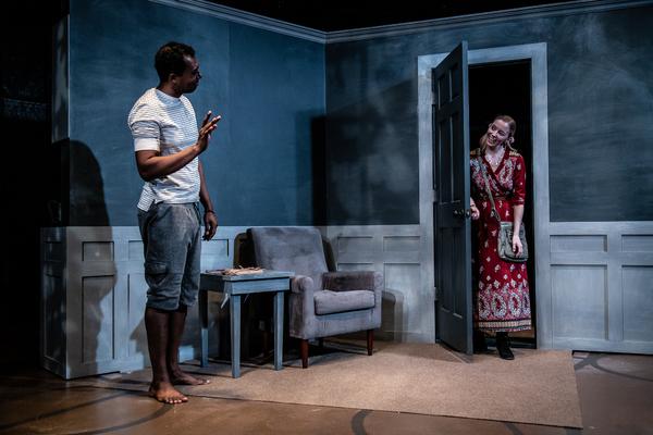 Steve Yockey - James Creque as Nick - Eileen Earnest as Brian