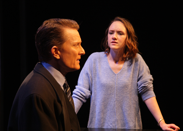 Photo Flash: First Look At SKYLIGHT At Chance Theater