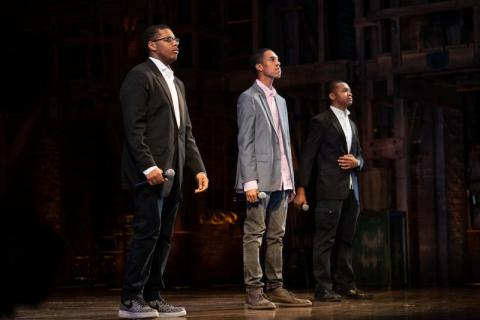 BWW Feature: HAMILTON Celebrates History Education By Giving Back to 3,900 Students with EDUHAM in Detroit!